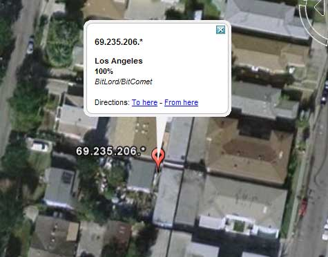 bittorrent google earth