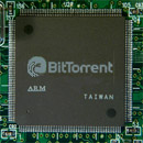 bittorrent microchip