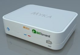 Myka TV torrent box