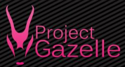 Project Gazelle logo