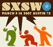 sxsw music movie conference bittorrent