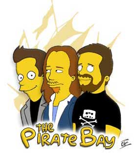 piratebay simpsons
