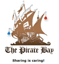 The Pirate Bay: Torrents Quadruple and Peers Double in 2007