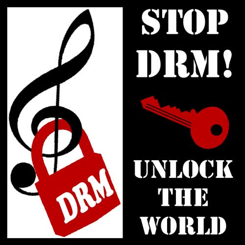 anti drm tee shirt contest design
