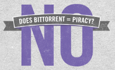 bittorrent piracy