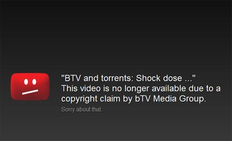 TV Network Censors Journalist Who Criticized BitTorrent News Report