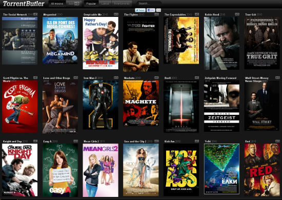 how to get torrented movies