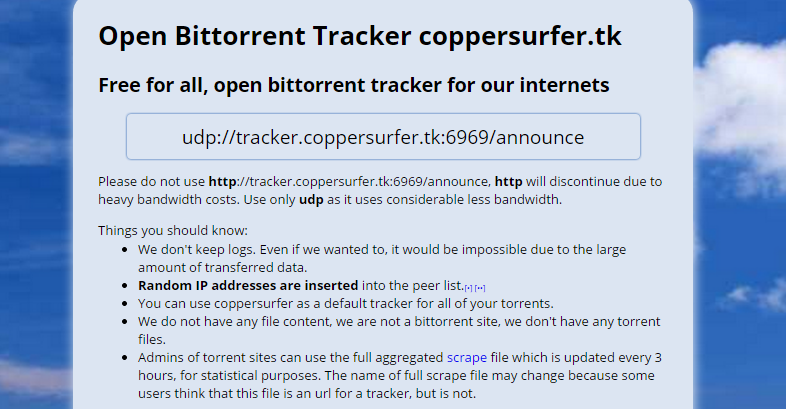 Top Torrent Tracker Knocked Offline Over