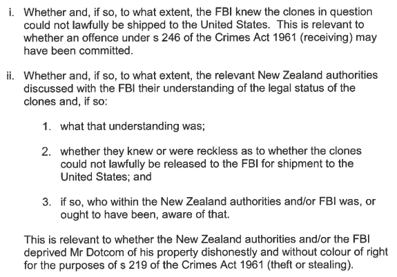 Kim Dotcom Wants FBI's Comey Questioned for Piracy in New Zealand
