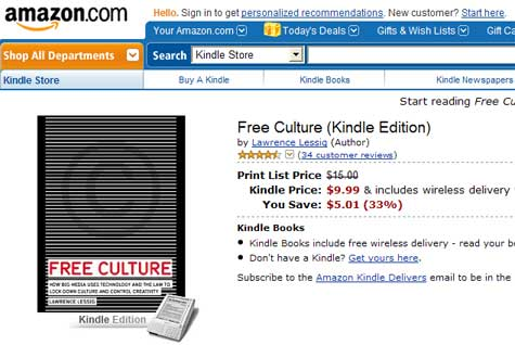 free culture DRM