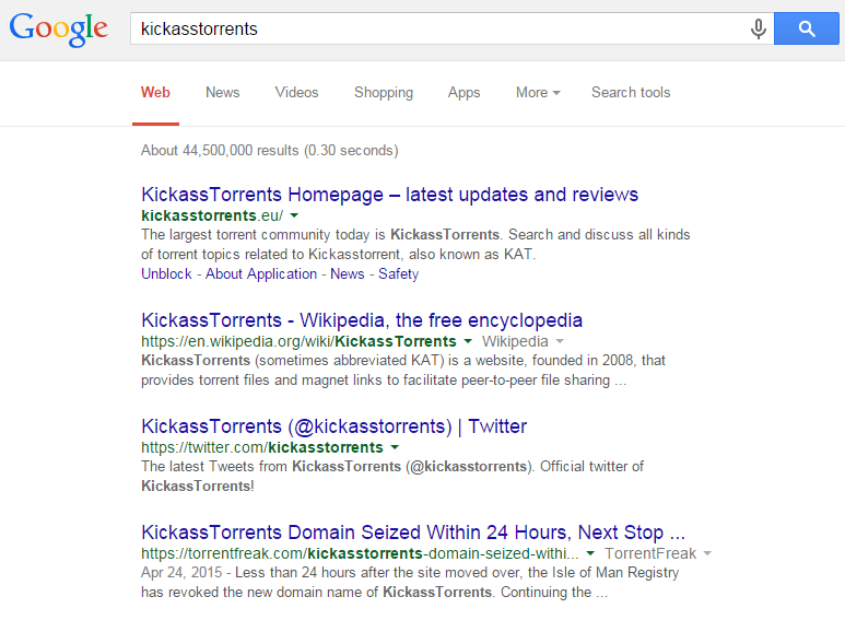 googlekick