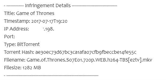 game of thrones s07e01 720p torrent