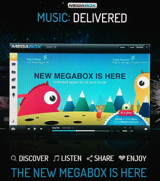 megaupload box