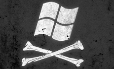 microsoft pirate