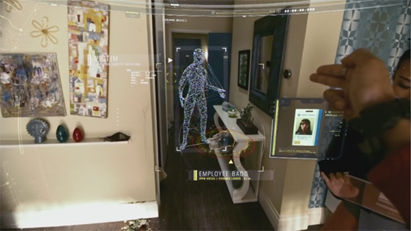 minority report book download This showcase scene near the beginning of minority report introduces viewers to  a futuristic gestural interface for accessing a database of premonitory video.