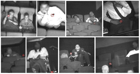 Movie Spy Cameras Attack The Dying Art of Camcorder Piracy ...