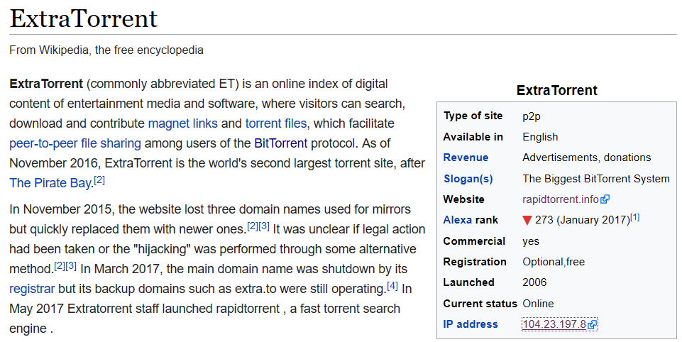 extra bit torrent search engine