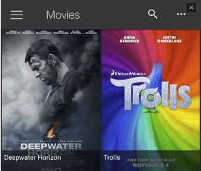where does showbox download movies to