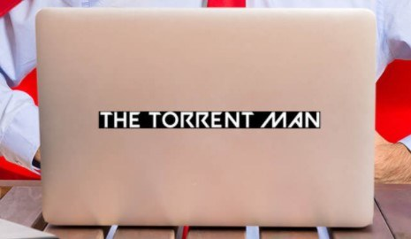 torrent man laptop