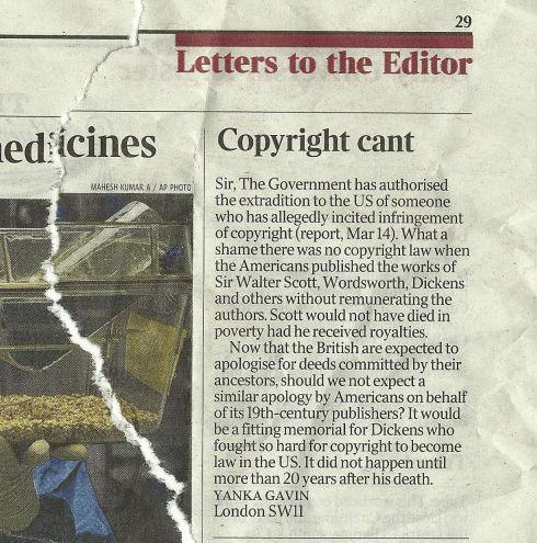 letter to the editor image