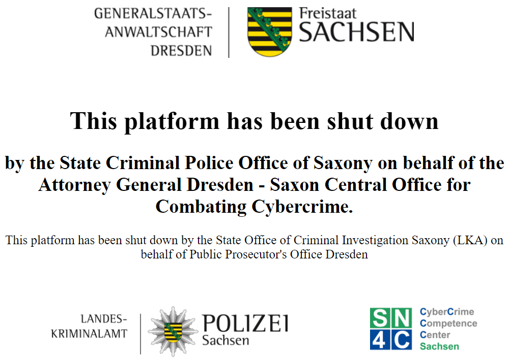 Multi-National Police Operation Shuts Down Pirate Forums 3