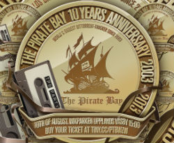 pirate bay festival