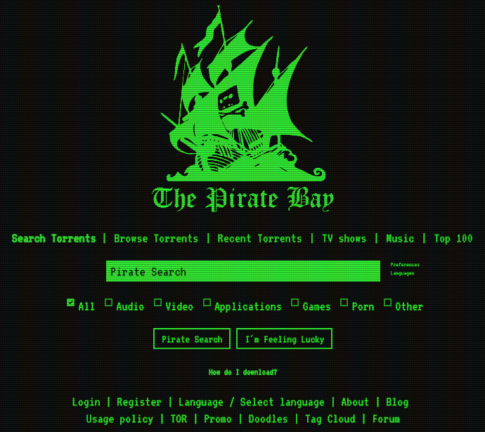 the pirate bay Best torrent sites (latest updated list of 2018) here a list of the top 21 secure  pirate bay alternatives sites for download movies, music and.
