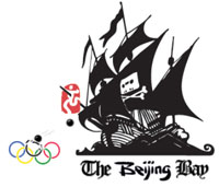 pirate bay olympics