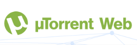 New uTorrent Web Streams and Downloads Torrents in Your Browser 24