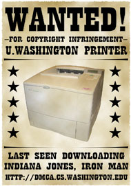 wanted printer